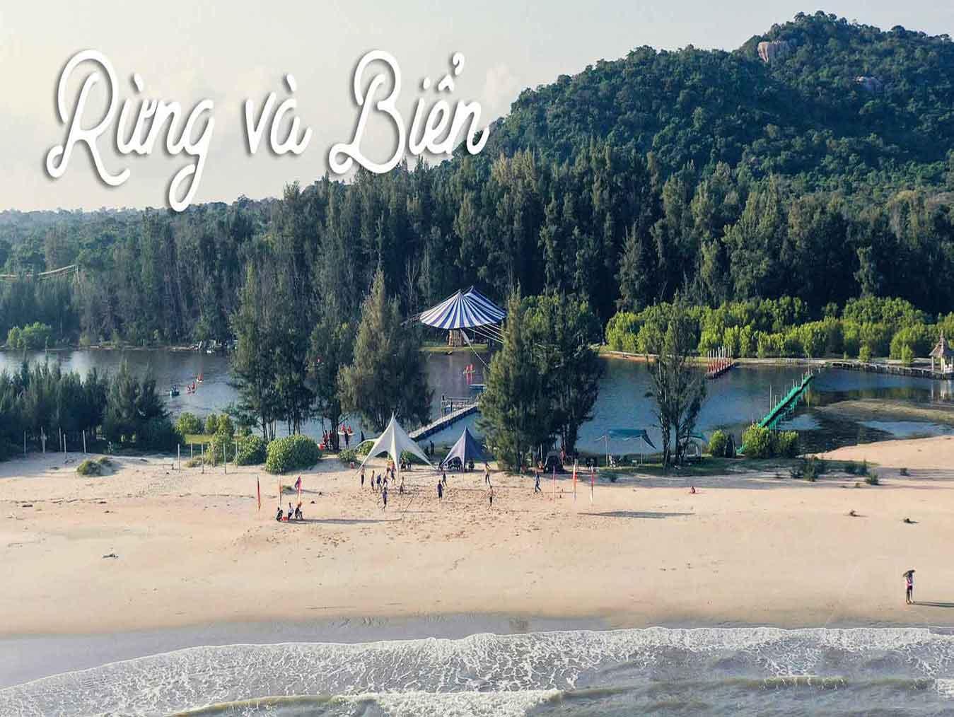 TOUR TREKKING RỪNG PHƯỚC BỬU - CHINH PHỤC, LEO NÚI TẦM BỒ